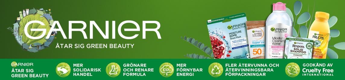 Garnier banner