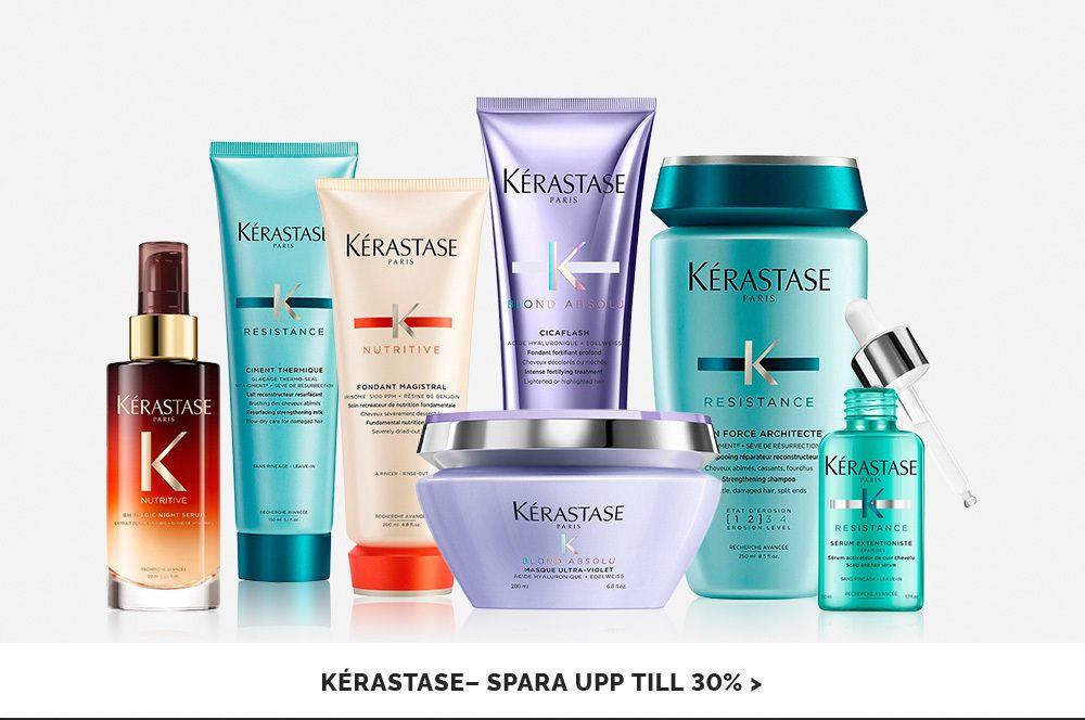 Kérastase - Spara upp till 30%