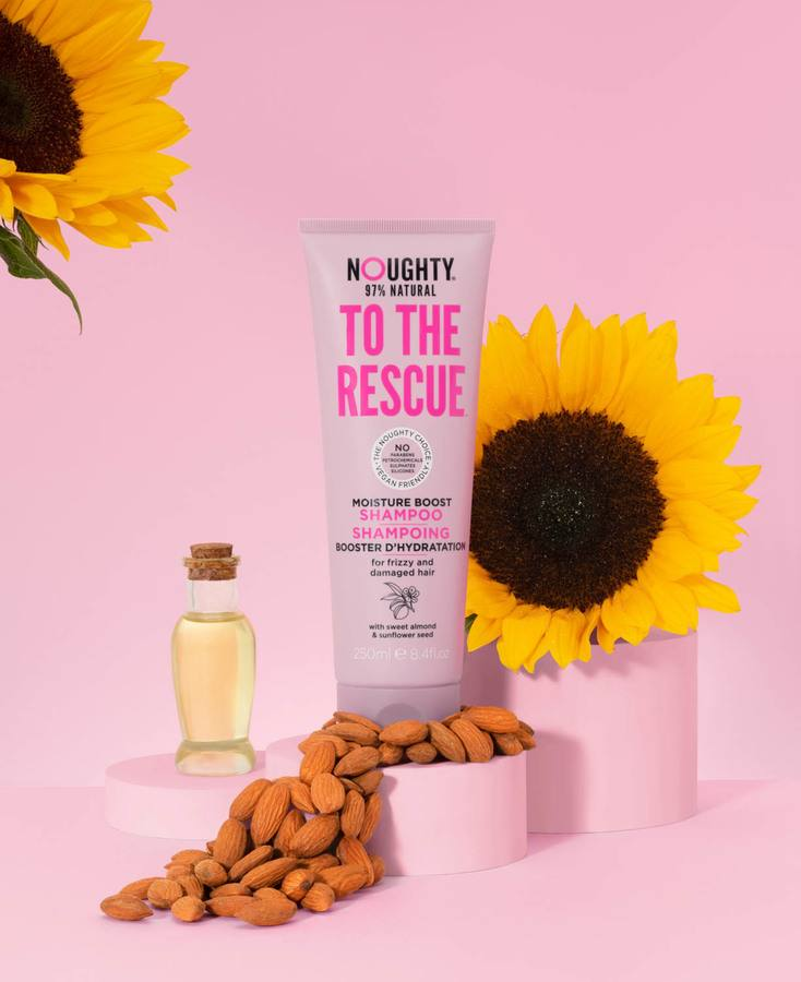 Noughty To the Rescue Shampoo 250 ml