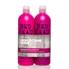 Tigi Bedhead Recharge High-Octane Shine Shampoo och Balsam 2x750 ml (Duo)