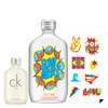 Calvin Klein Cko Ltd Summer Eau De Toilette 100 ml / CKO 15ml