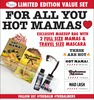 theBalm For All You Hot Mamas 3 st