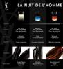Yves Saint Laurent La Nuit de l'Homme Eau de Toilette 40 ml