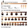 NYX Professional Makeup Total Control Drop Foundation Medium Olive DF09 13ml