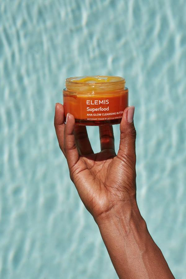 Elmis Superfood AHA Glow Cleansing Butter 90 ml