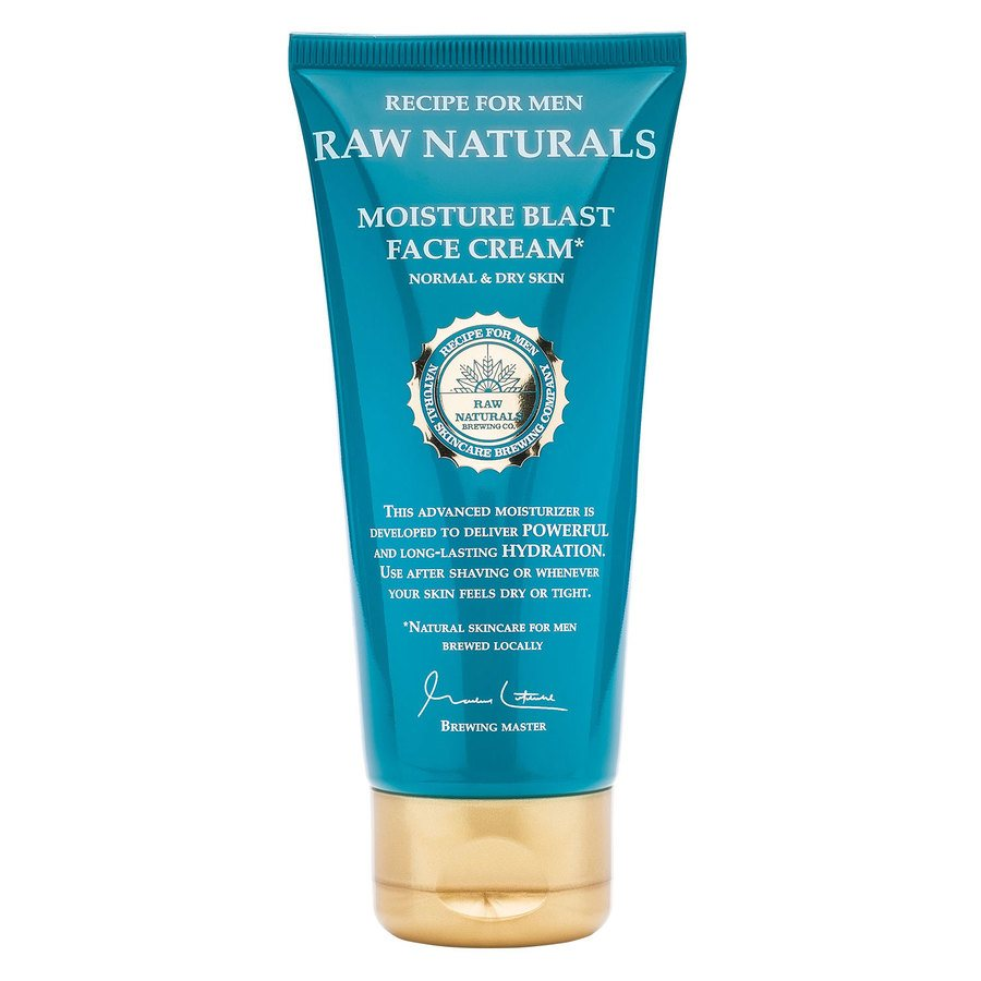Raw Naturals Moisture Blast Face Cream 100 ml