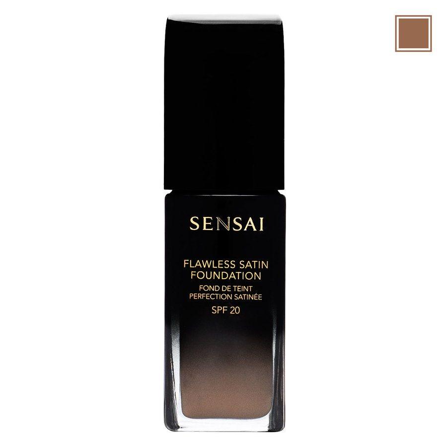 Sensai Flawless Satin Foundation FS204 Honey Beige 30ml