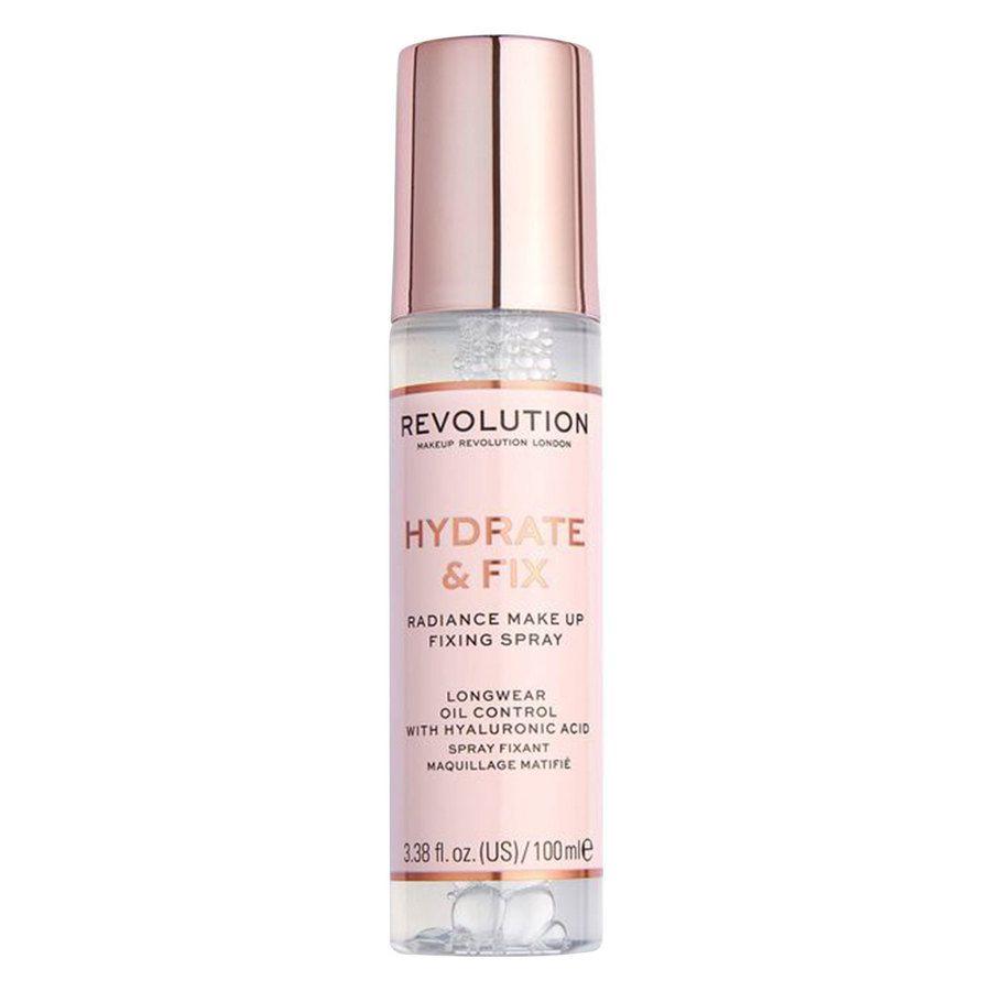 Makeup Revolution Hydrate & Fix Fixing Spray 100 ml
