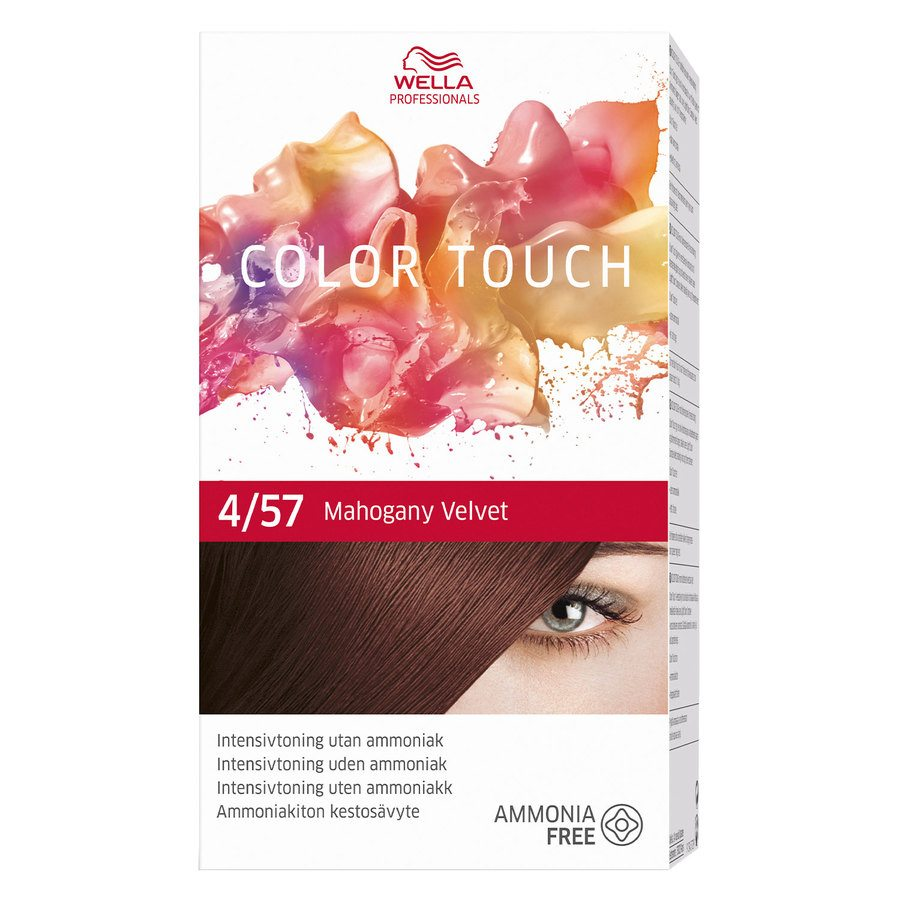 Wella Professionals Color Touch 4/57 Mahogany Velvet