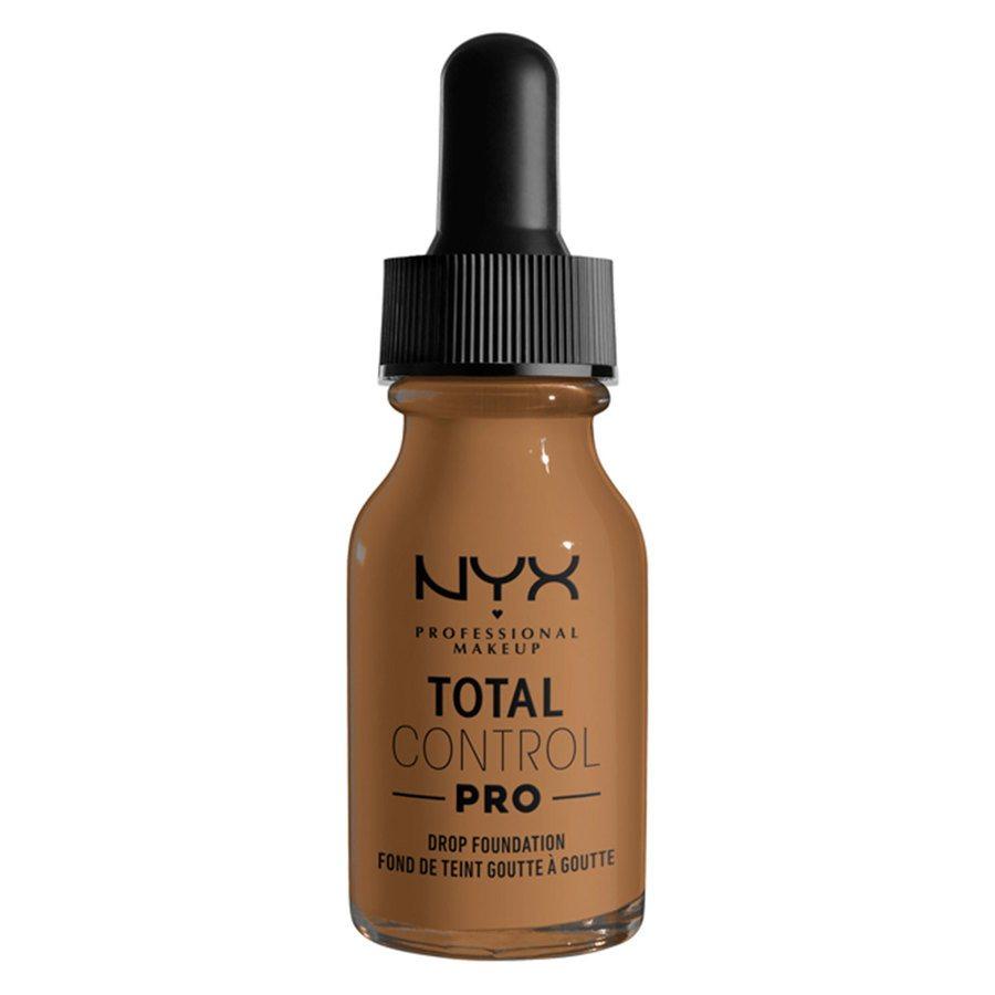 NYX Professional Makeup Total Control Pro Drop Foundation Nutmeg 13 ml