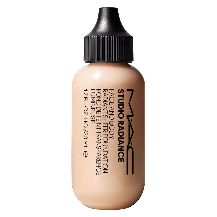 MAC Cosmetics Studio Radiance Face And Body Radiant Sheer Foundation W0 50 ml