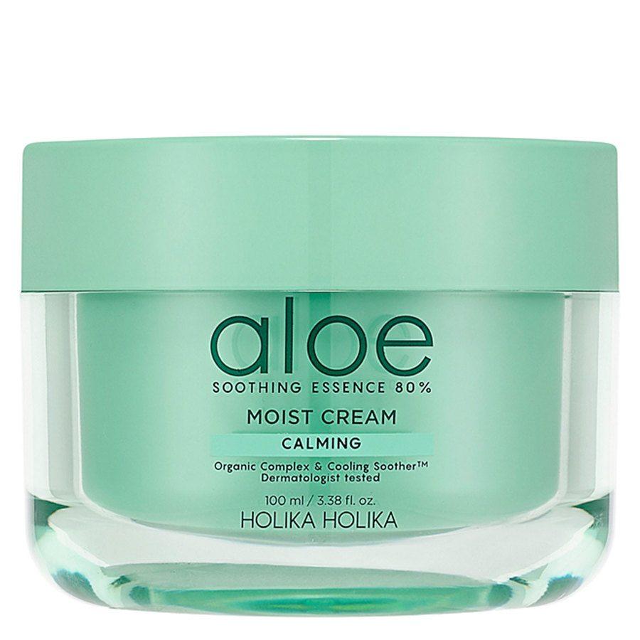 Holika Holika Aloe Soothing Essence 80 % Moist Cream 100 ml