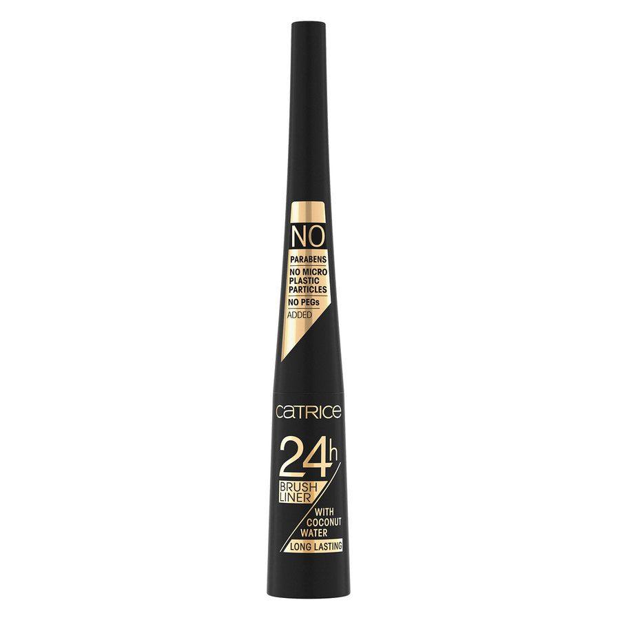 Catrice 24h Brush Liner 010 Ultra Black 3 ml
