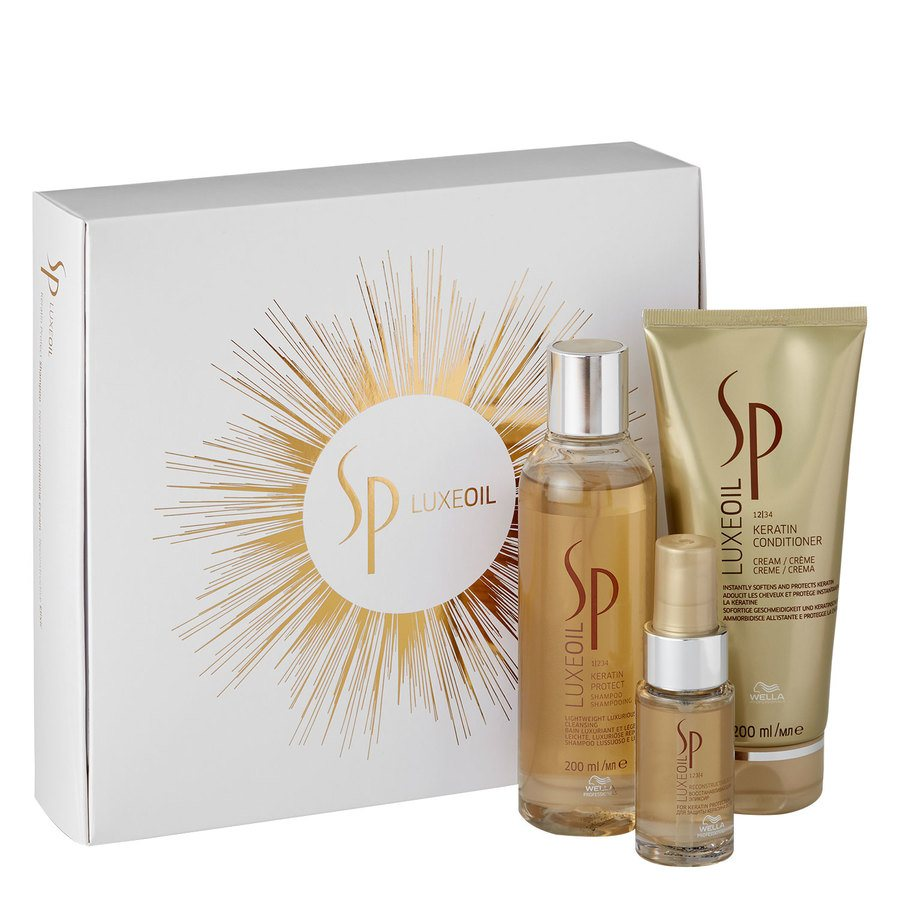 Wella Professionals SP Classic Luxeoil Gift Box