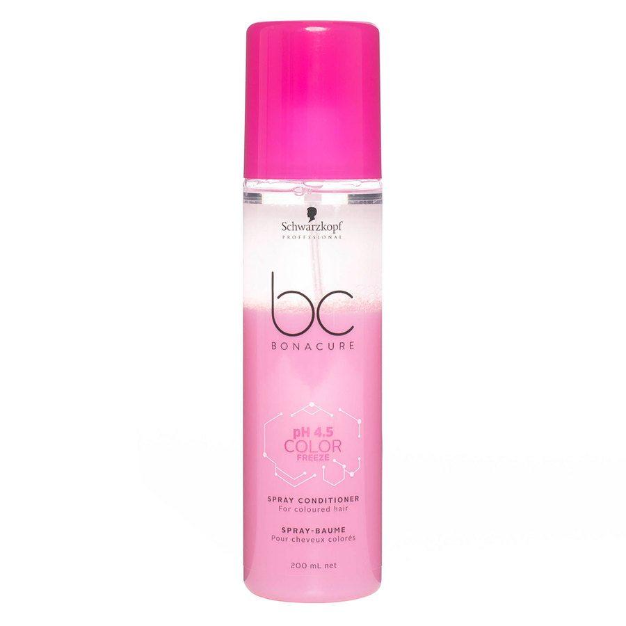 Schwarzkopf BC Bonacure Color Freeze Spray Conditioner 200 ml
