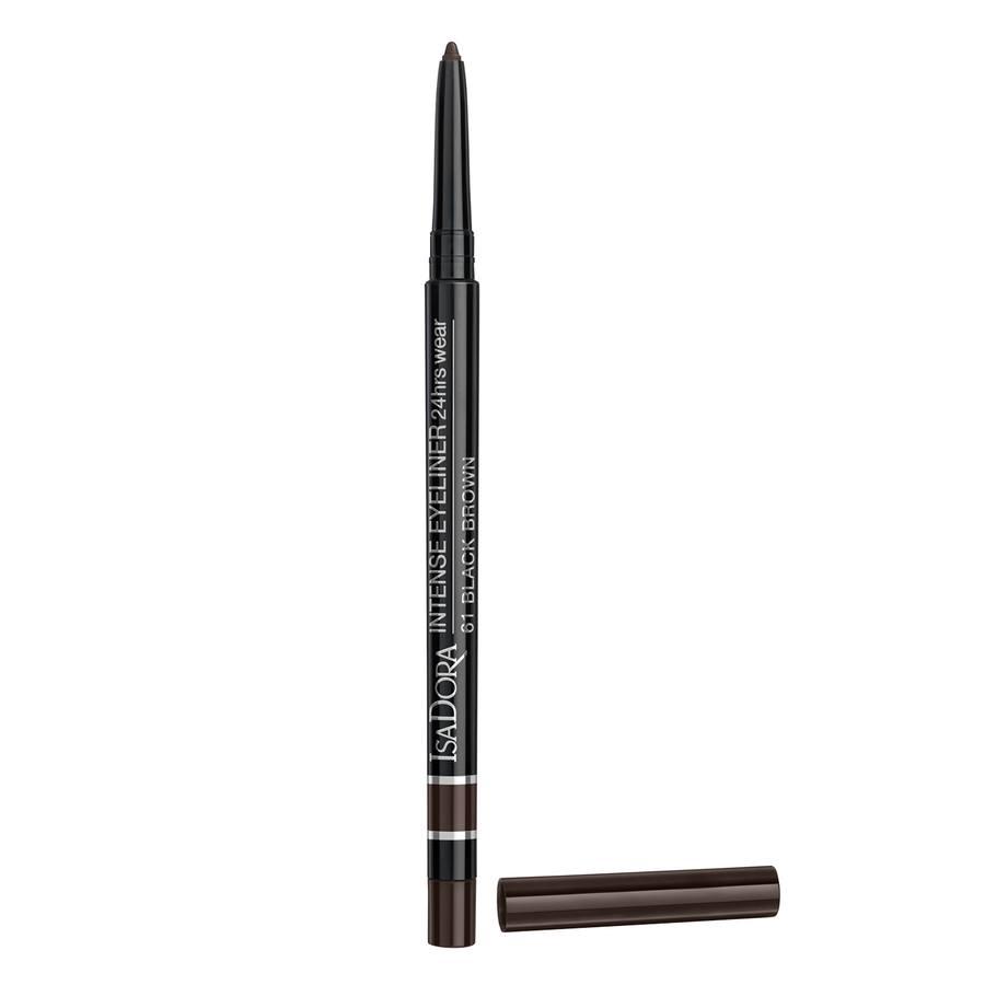 IsaDora Intense Eyeliner #61 Black Brown 0.35g