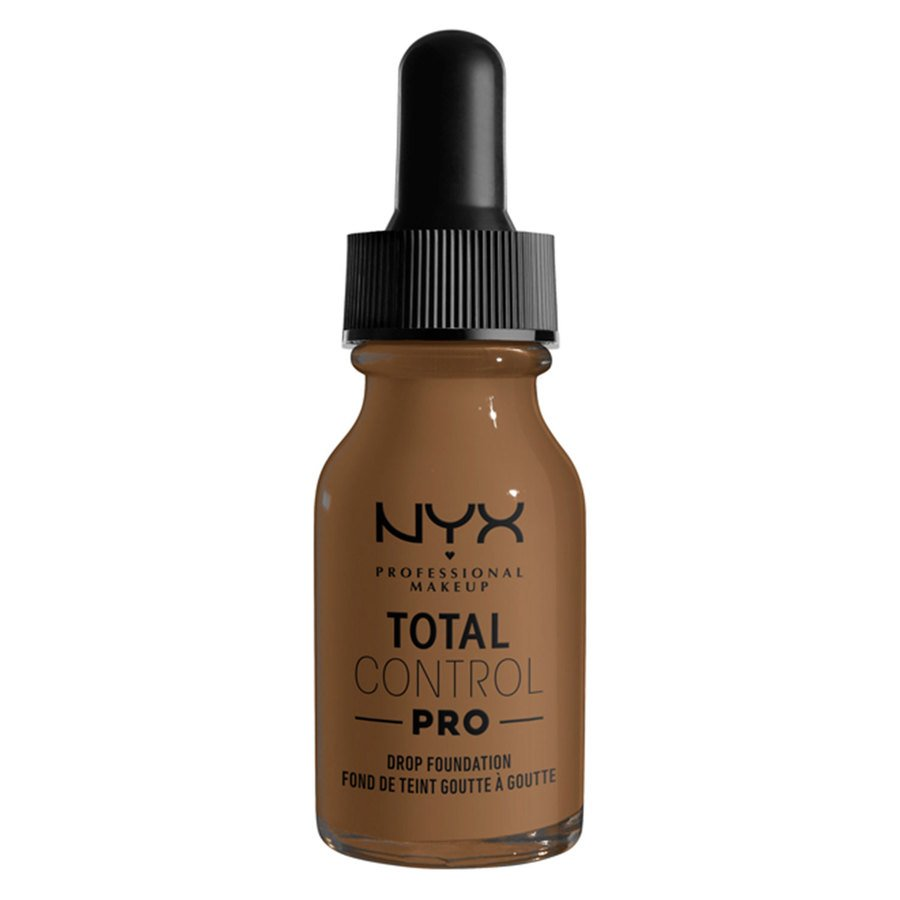 NYX Professional Makeup Total Control Pro Drop Foundation Deep Sable 13 ml