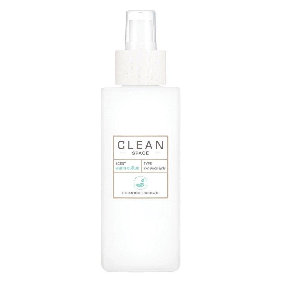 Clean Warm Cotton Linen & Room Spray 148 ml