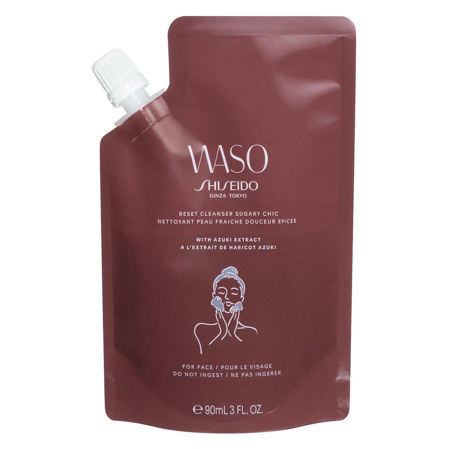 Shiseido Waso Reset Cleanser Sugary Chic 90 ml