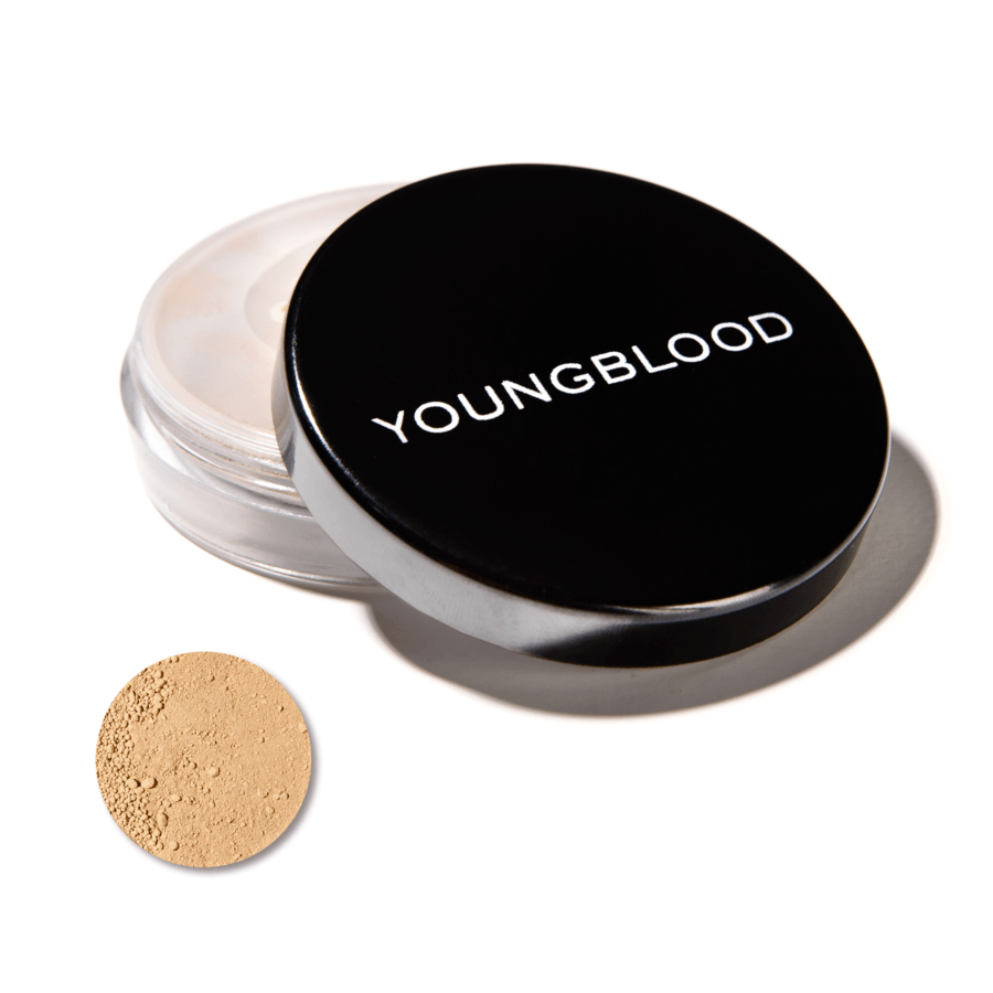 Youngblood Natural Loose Mineral Foundation Warm Beige 10 g