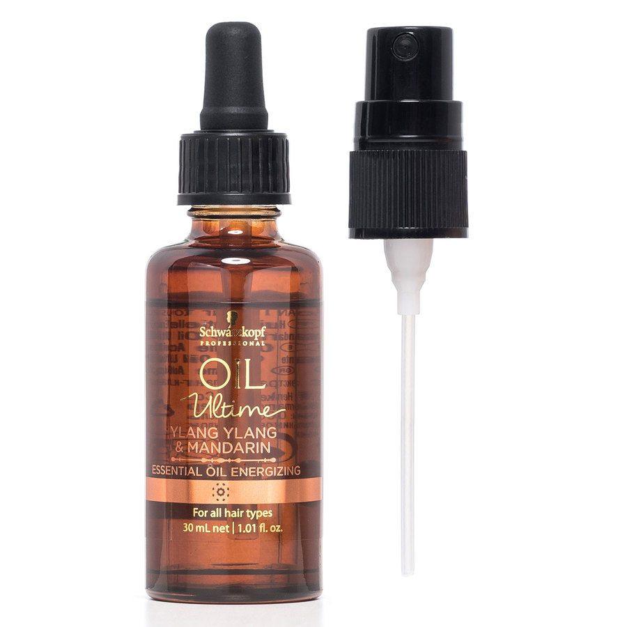 Schwarzkopf Professional Oil Ultime Ylang-Ylang & Mandarin Energizing Oil 30 ml