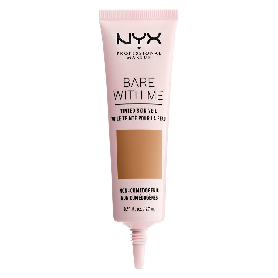 NYX Professional Makeup Bare With Me Tinted Skin Veil Golden Camel 27 ml