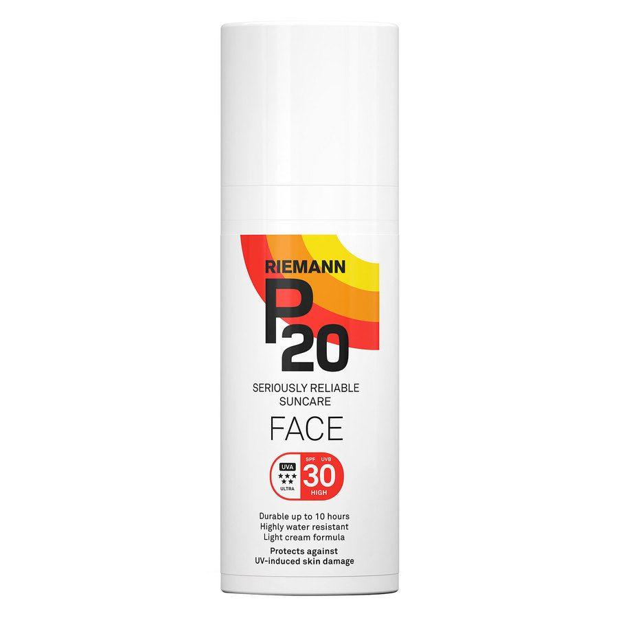 Riemann P20 Face SPF30 50 ml (kräm lotion)