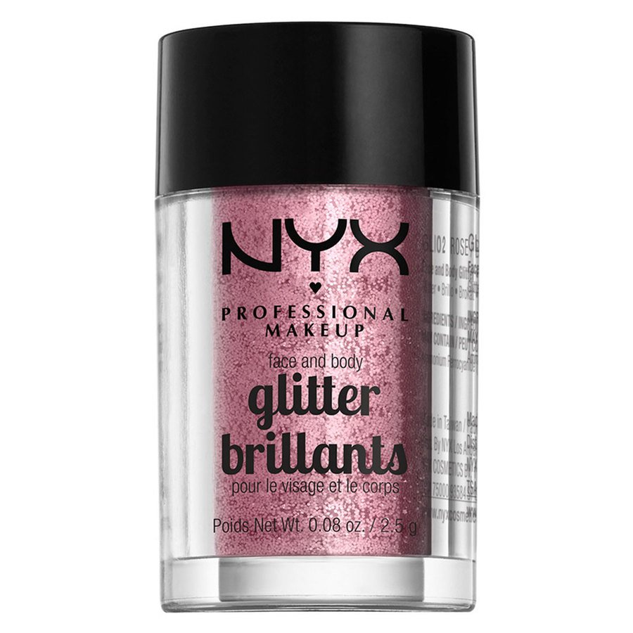 NYX Professional Makeup Face and Body Glitter GLI02 2,5 g