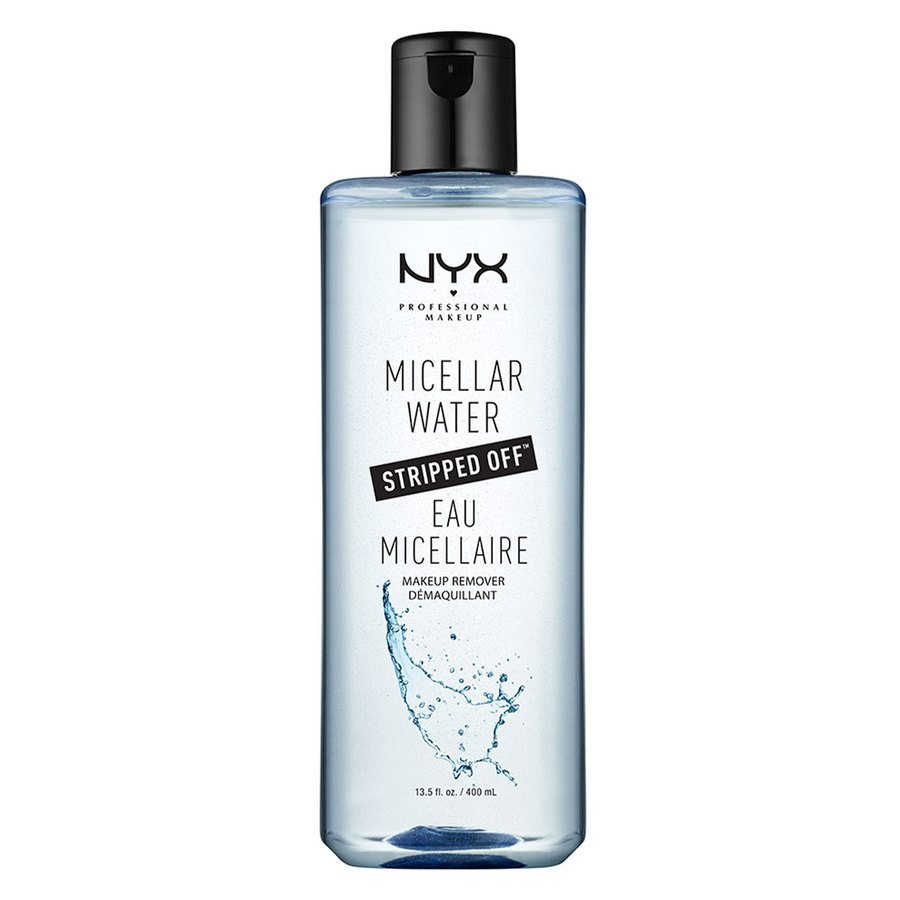 NYX Professional Makeup Stripped Off Micellar Water 400 ml