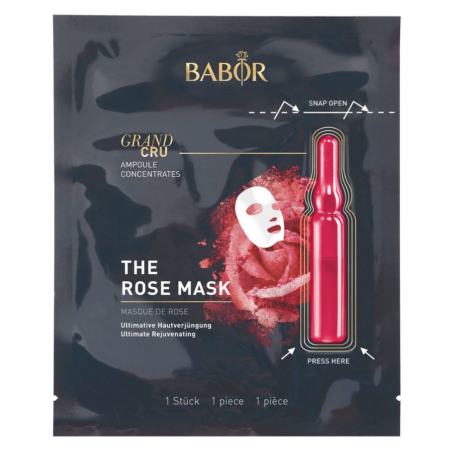 Babor The Rose Mask 1 st