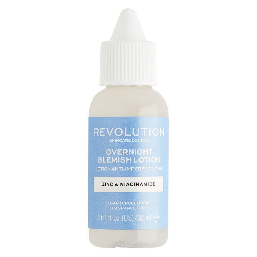 Revolution Skincare Overnight Blemish Lotion 30 ml