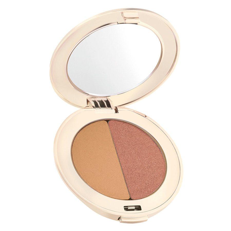 Jane Iredale PurePressed Duo Eye Shadow Golden Peach 2,8 g