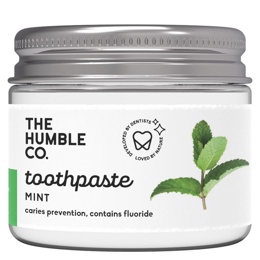 The Humble Co Humble Natural Toothpaste In Jar Fresh Mint 50 ml