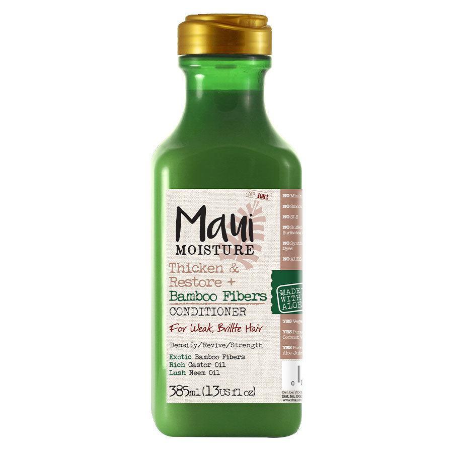 Maui Thicken & Restore + Bamboo Fibers Conditioner 385 ml