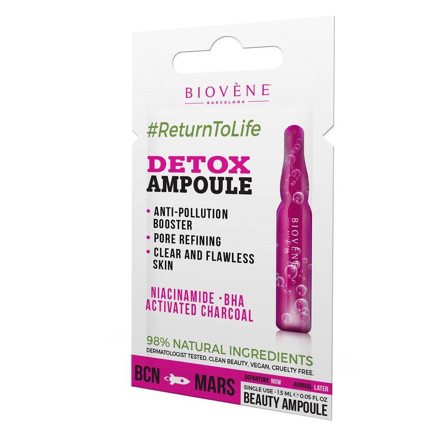 Biovène Detox Ampoule 1,5 ml