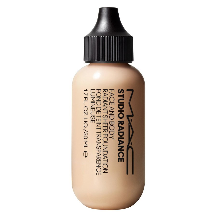 MAC Cosmetics Studio Radiance Face And Body Radiant Sheer Foundation C0 50 ml