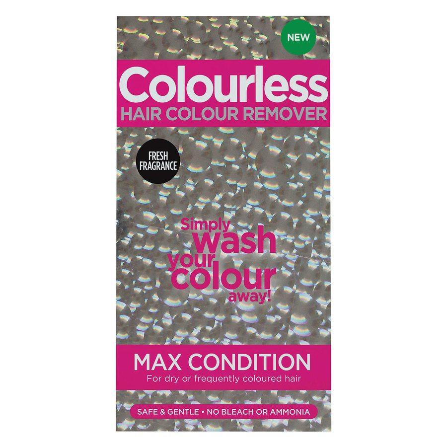 Colourless Hair Colour Remover Max Condition