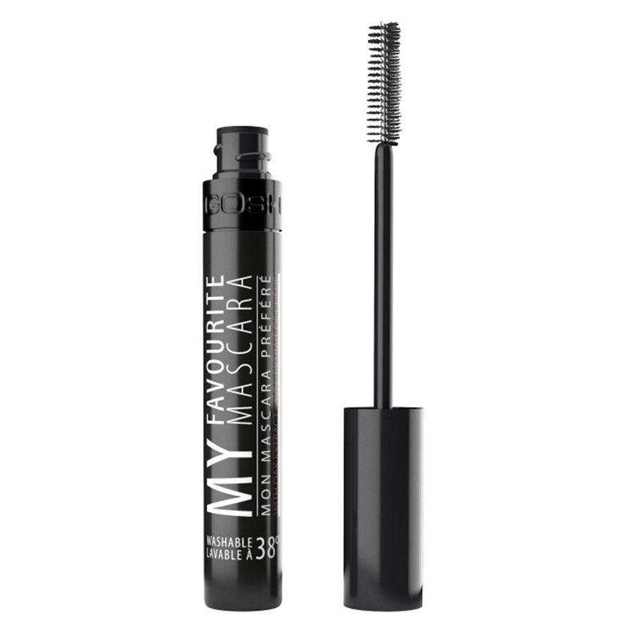 GOSH My Favorite Mascara #001 Black 10 ml