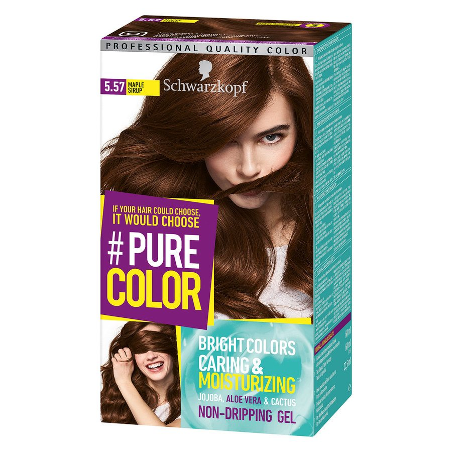 Schwarzkopf Pure Color 5.57 Maple Syrup 142 g
