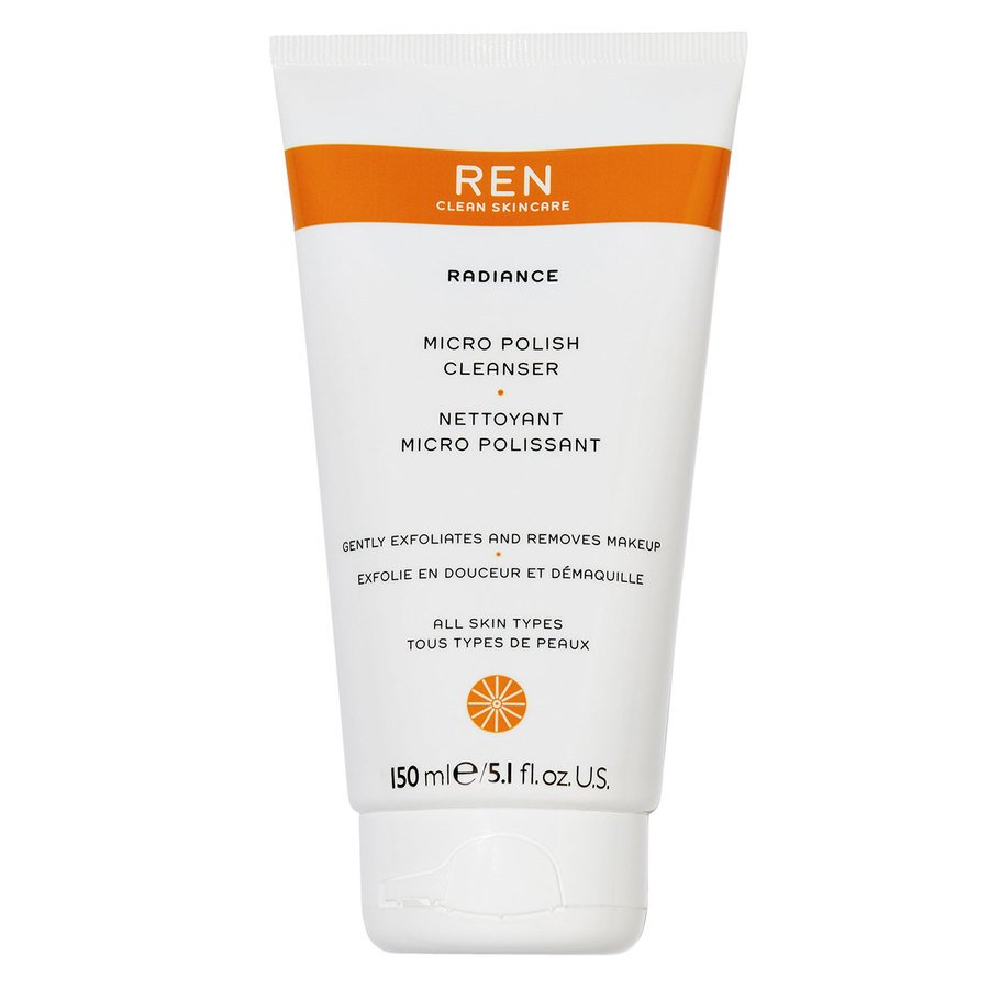 REN Clean Skincare Micropolish Cleanser 150 ml