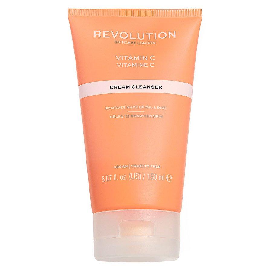 Revolution Skincare Vitamin C Cream Cleanser 150 ml
