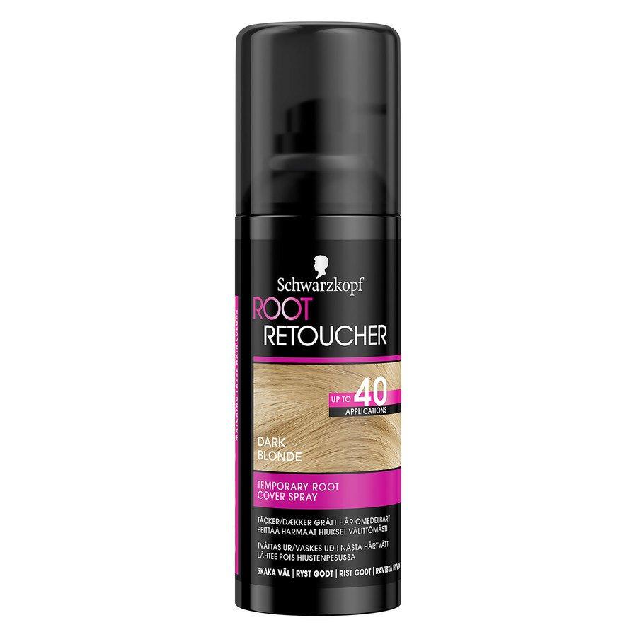 Schwarzkopf Root Retoucher Dark Blonde 120 ml
