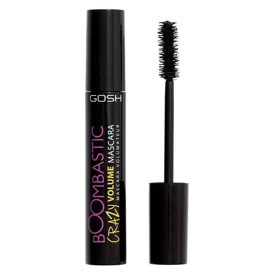 GOSH Boombastic Crazy Volume Mascara #001 Black 13 ml