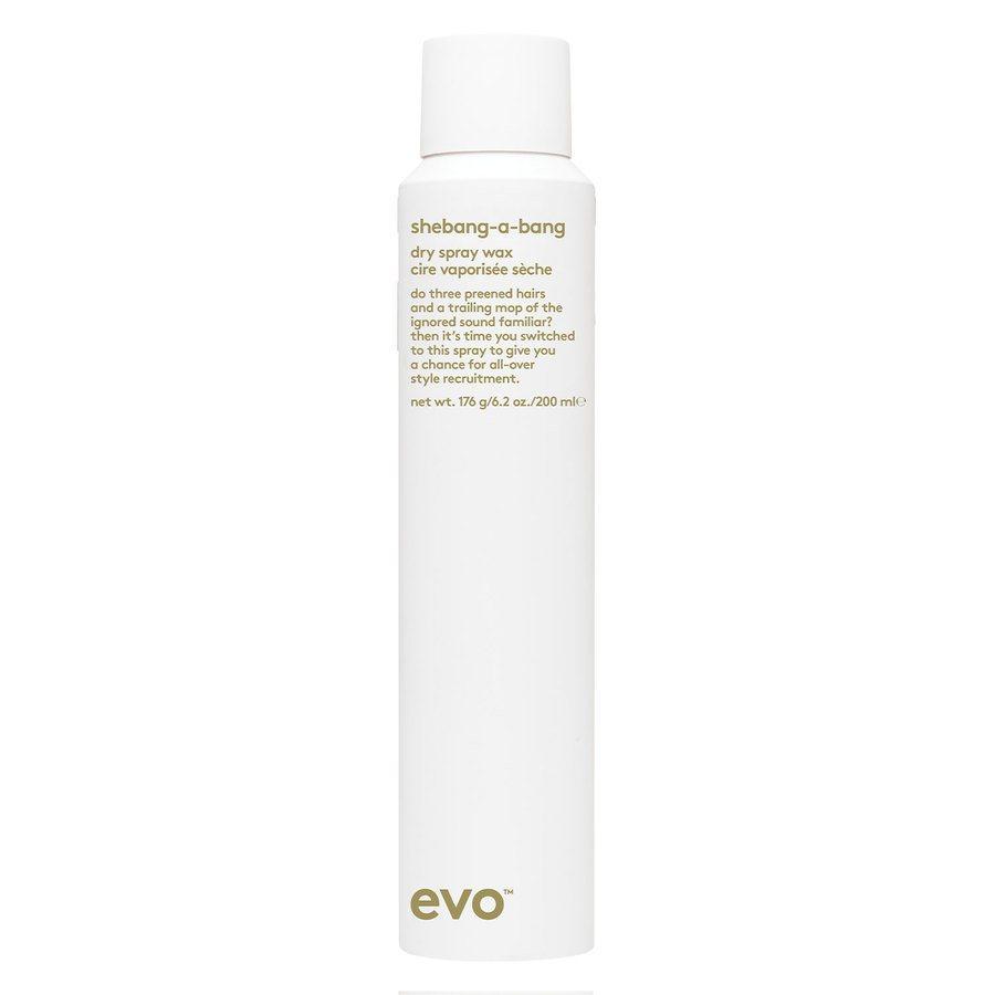 Evo Shebang-a-bang Dry Spray Wax 200ml