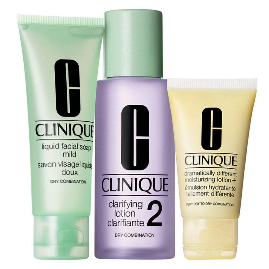 Clinique 3-Step Skin Care Intro Set Skin Type 2