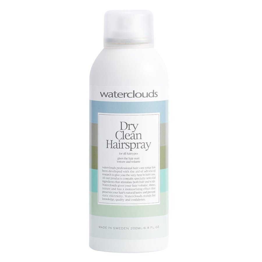 Waterclouds Dry Clean Hair Spray 200 ml