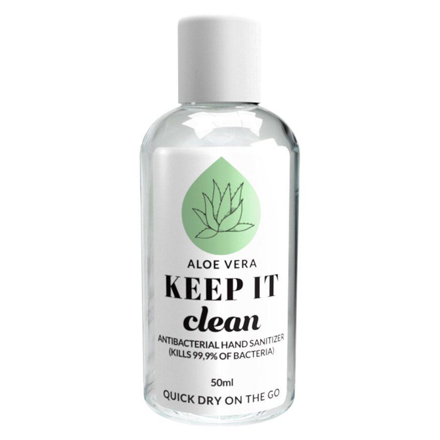 Keep It Clean Aloe Vera Antibacterial Hand Sanitizer 50ml