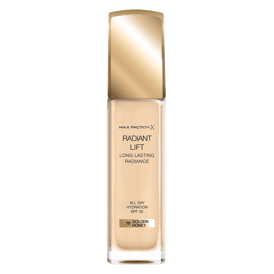 Max Factor Radiant Lift Foundation #75 Golden Honey 30 ml