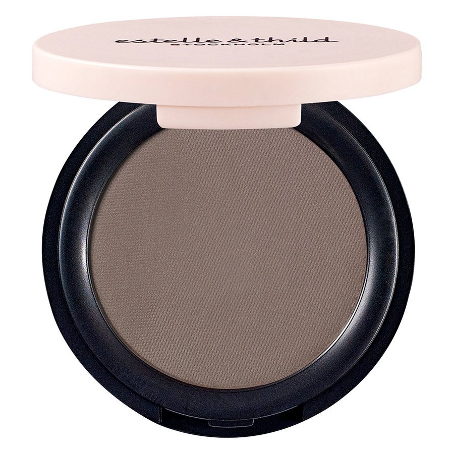 Estelle & Thild BioMineral Silky Eyeshadow Cold Brown 3 g