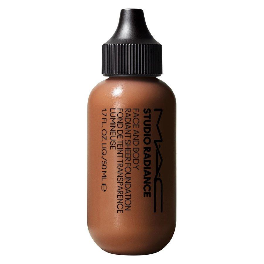 MAC Cosmetics Studio Radiance Face And Body Radiant Sheer Foundation C8 50 ml